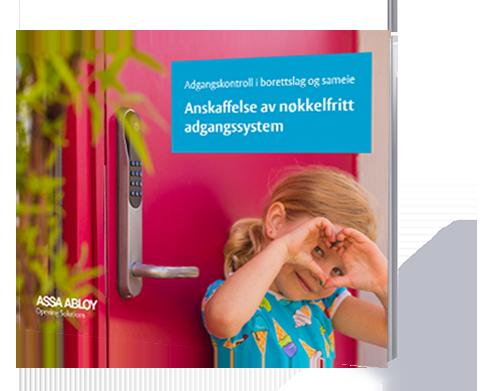 ASSA ABLOY Anskaffelse av nøkkelfritt adgangssystem Forside